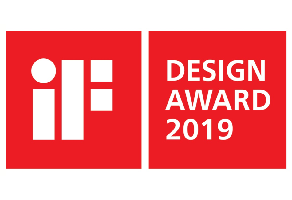 iF Design Award Winner